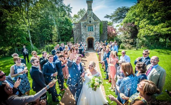 Exclusive Hire Wedding Venues - Bridwell Park
