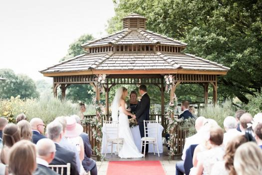 Country House Wedding Venues - The Pavilion at Lane End