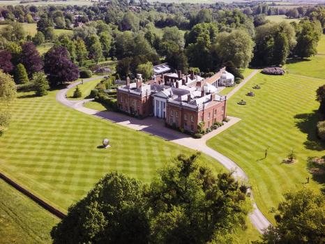 Exclusive Hire Wedding Venues - Avington Park
