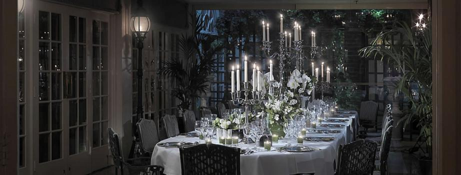 Urban Wedding Venues - The Chesterfield Mayfair Hotel