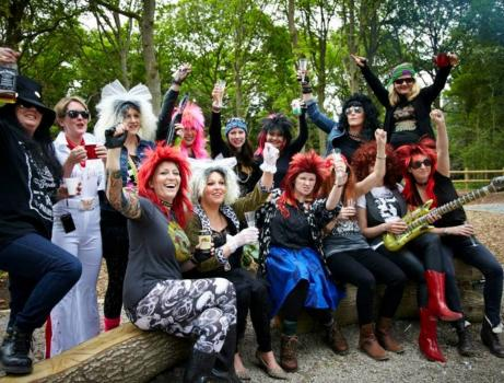 Hen Party & Stag Do - Oaker Wood Leisure