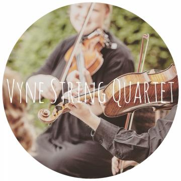 String Quartet Hire | Weddings - Vyne String Quartet