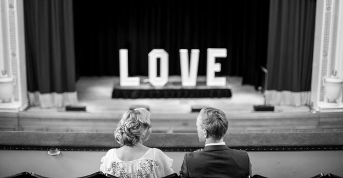 Urban Wedding Venues - Islington Assembly Hall