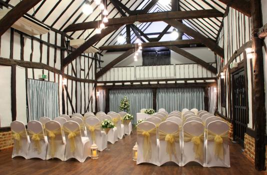 Civil Ceremony License Wedding Venues - The Chichester Hotel