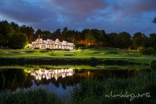 Exclusive Hire Wedding Venues - Westerham Golf Club