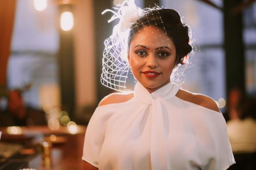 - ClareLuisa White Bridal