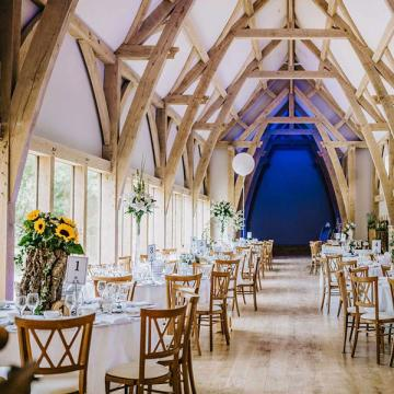 Barn Wedding Venues - The Mill Barns