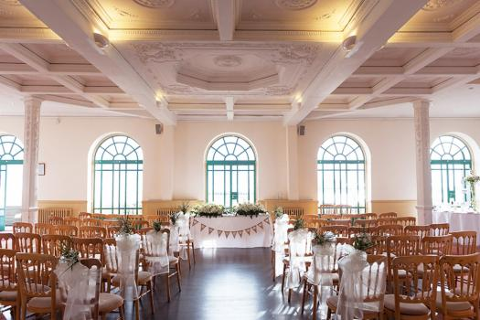 Urban Wedding Venues - The Worthing Dome
