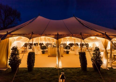 Marquee hire for Weddings - The Pearl Tent Company
