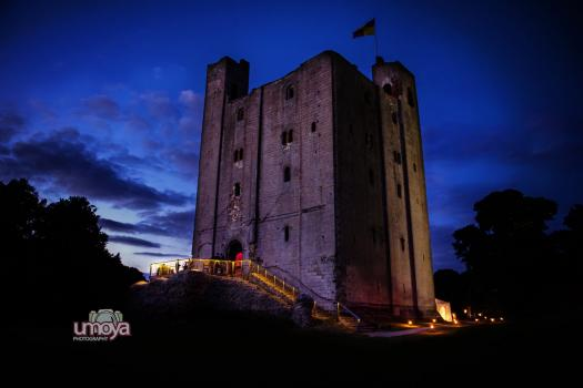 Exclusive Hire Wedding Venues - Hedingham Castle