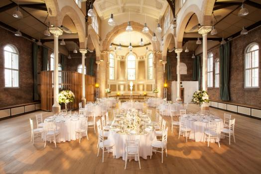 Exclusive Hire Wedding Venues - Halle St. Peter's