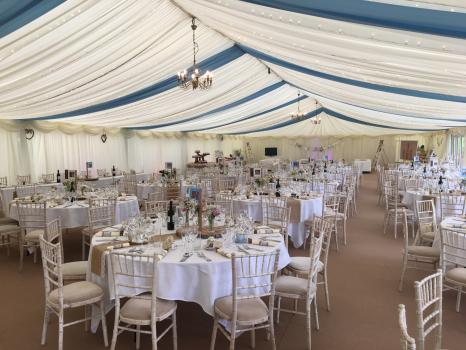 Marquee hire for Weddings - Melody Corporation Ltd