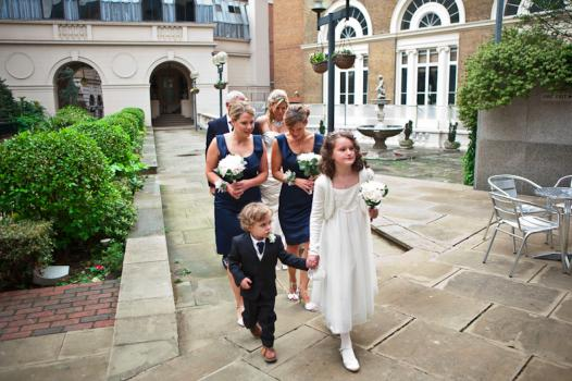 Exclusive Hire Wedding Venues - Gibson Hall