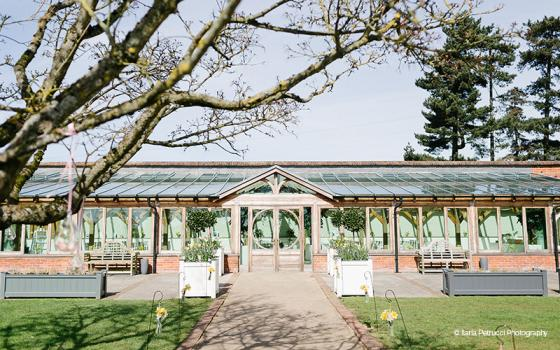 Barn Wedding Venues - Gaynes Park