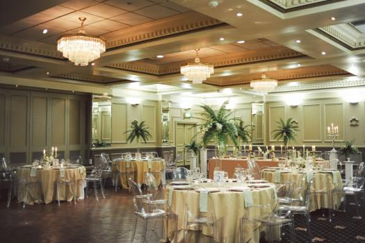Coastal Wedding Venues - Duke of Cornwall Hotel