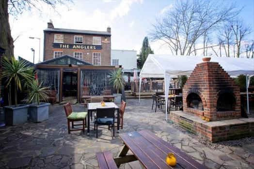Wedding Venues London - The Anglers