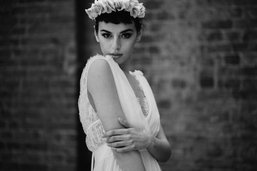 Designer Wedding Dresses - La Poesie