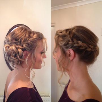 Wedding Hair and Make up  - Gemini Styling Wedding Hair