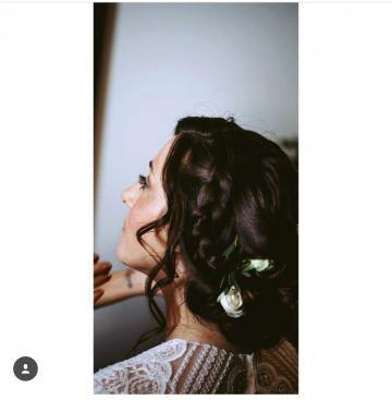 Wedding Hair and Make up  - Chic&Bohem Bridal Hairstyle