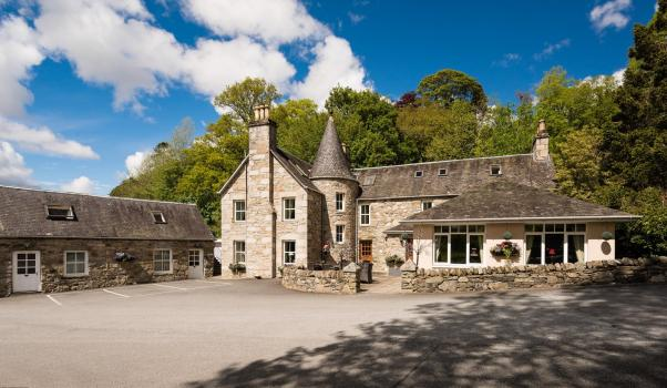 - East Haugh House Hotel