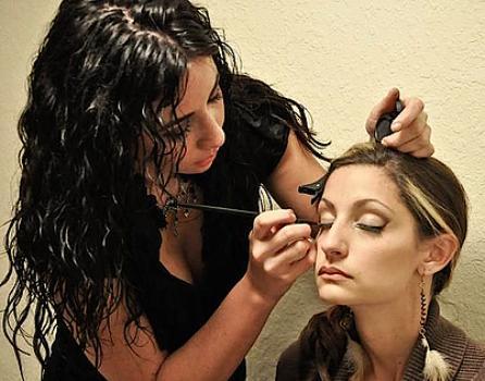- Florida Makeup