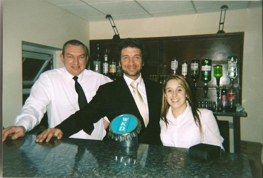 Wedding Caterers - Mobile Bars Sussex