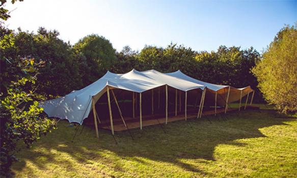Marquee hire for Weddings - White Rose Tents