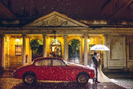 Urban Wedding Venues - Roman Baths & Pump Room