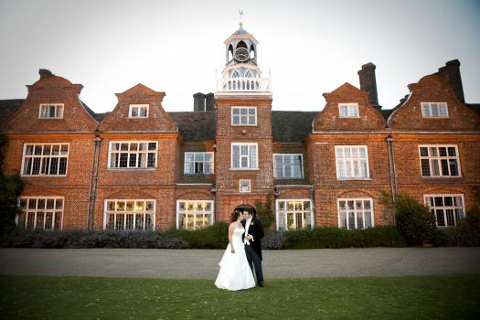 Exclusive Hire Wedding Venues - Rothamsted Manor