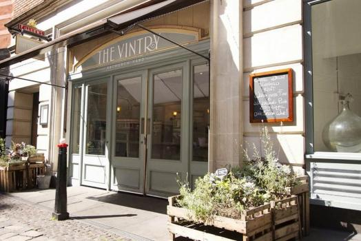 Wedding Venues London - The Vintry