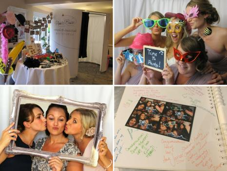 Photo Booth Hire - Photo Buzz Photo Booths