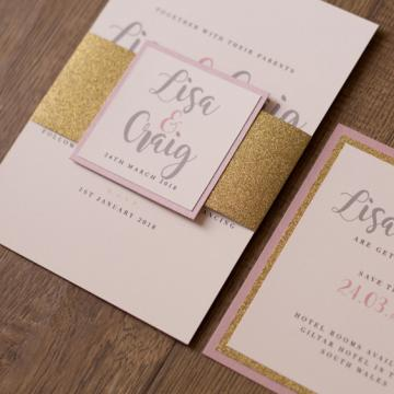 - Toast Wedding Invitations
