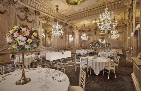 Civil Ceremony License Wedding Venues - Le Méridien Piccadilly