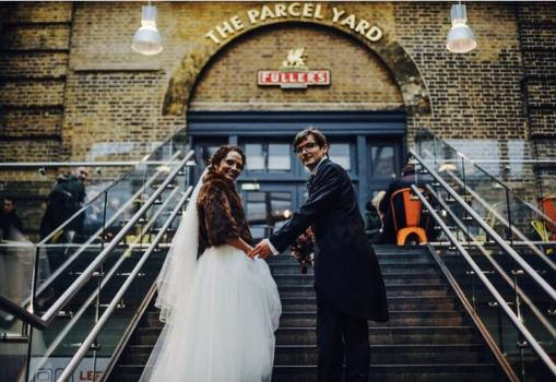 Wedding Venues London - The Parcel Yard