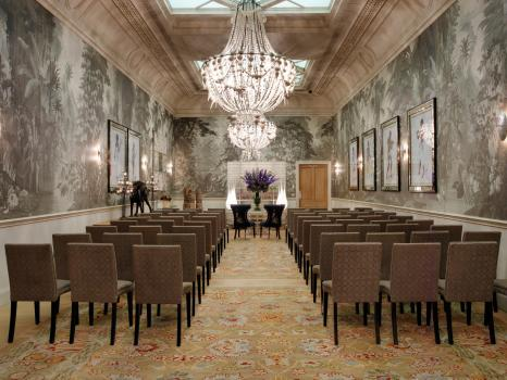 Urban Wedding Venues - Haymarket Hotel