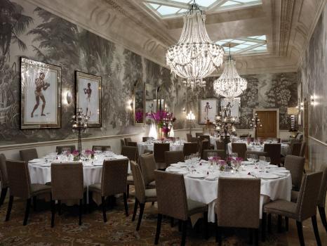 Urban Wedding Venues - Haymarket Hotel