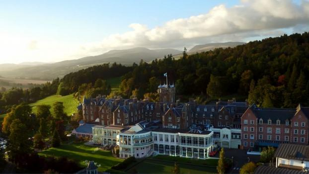 Country House Wedding Venues - Crieff Hydro Hotel