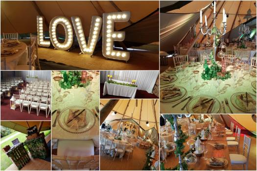Wedding Decorations, Styling and Ideas - The Event Hire Company