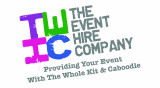 Contact The at The Event Hire Company now to get a quote