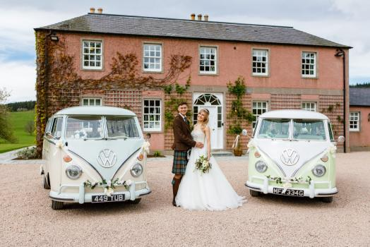 Country House Wedding Venues - Ballogie House, Ballogie Estate
