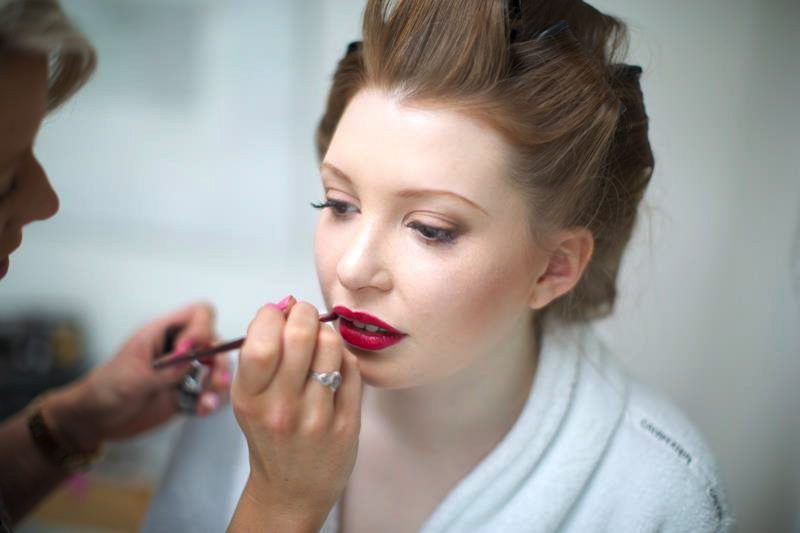 Camilla J Collins Hair and Makeup Artist - Wedding Supplier