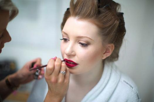 Wedding Hair and Make up  - Camilla J Collins Hair and Makeup Artist