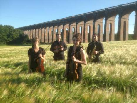 String Quartet Hire | Weddings - Passion with Strings