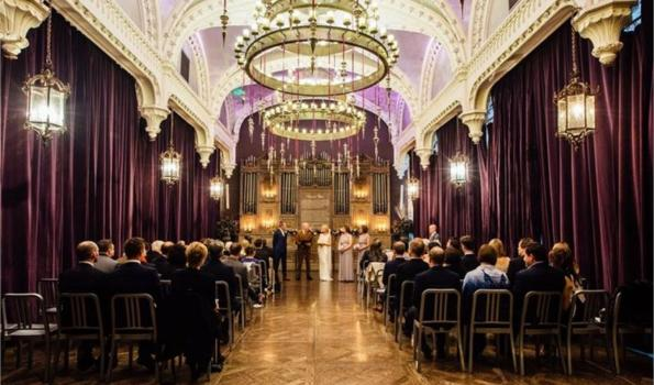 Urban Wedding Venues - Ghillie Dhu