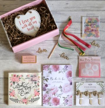 Accessories - Blushing Bride Box
