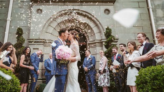 Exclusive Hire Wedding Venues - Wynyard Hall