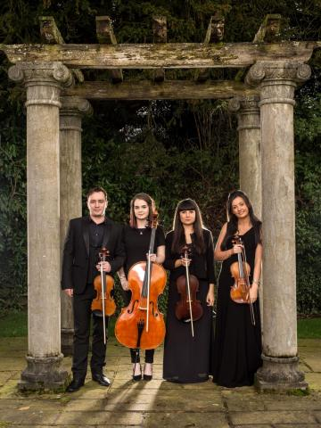 String Quartet Hire | Weddings - Northern String Quartet