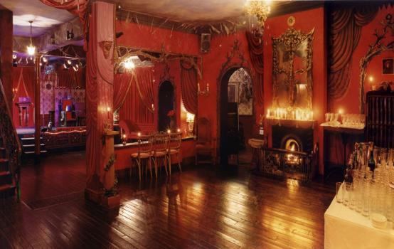 Urban Wedding Venues - Simon Drake's House of Magic