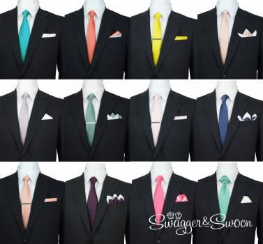 Groomswear, Suit Hire and Tailors - Swagger & Swoon