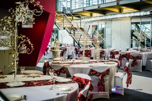 Urban Wedding Venues - CEME Conference Centre